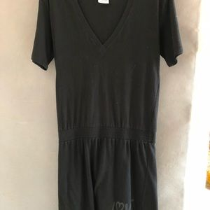 Pull over dress or swimsuit cover up